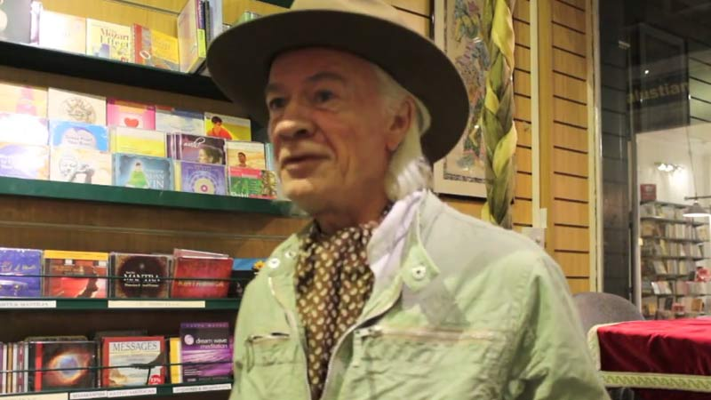 Lars Muhl at Watkins Bookshop