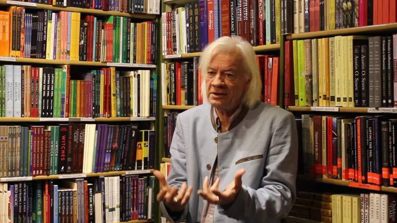 Lars Muhl on The Seer at Watkins Bookshop