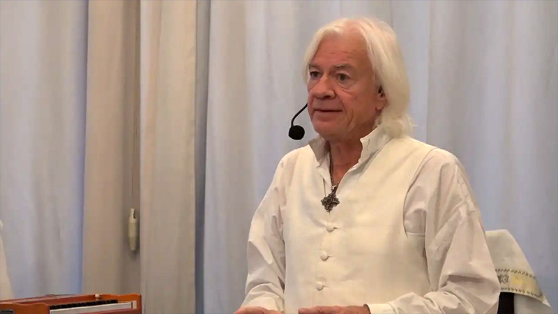 Everything is Possible – live talk by Lars Muhl