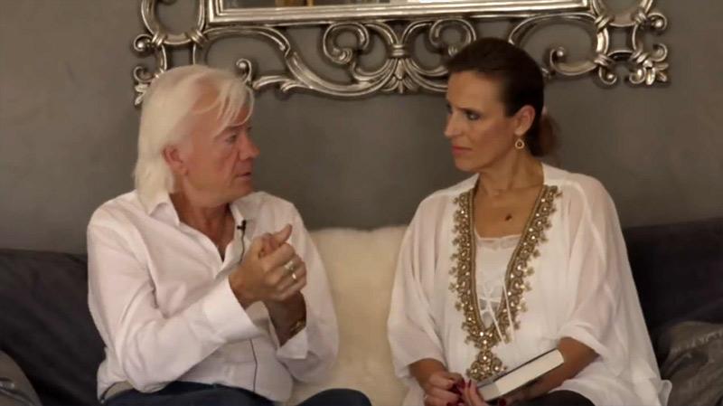 Lars Muhl og Kirsten Stendevad i samtale om 'Lyset i et menneskes hjerte'