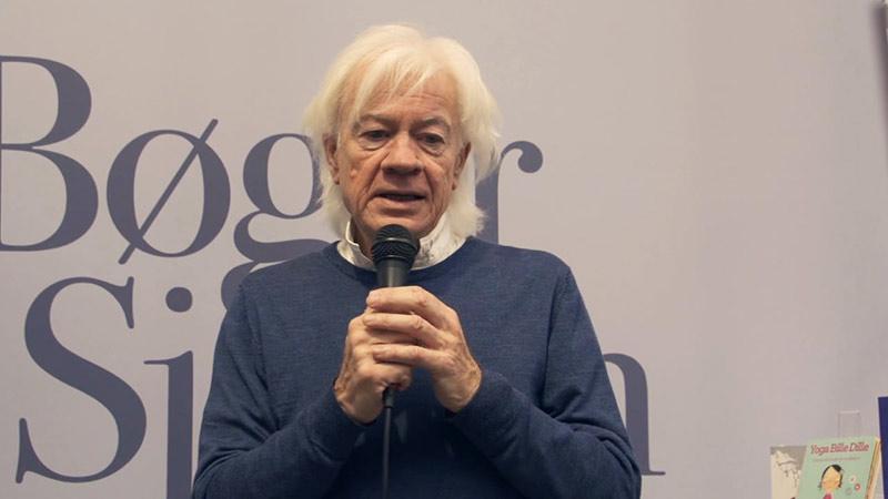Lars Muhl om 'Lyset i et menneskes hjerte' på Bogforum 2018