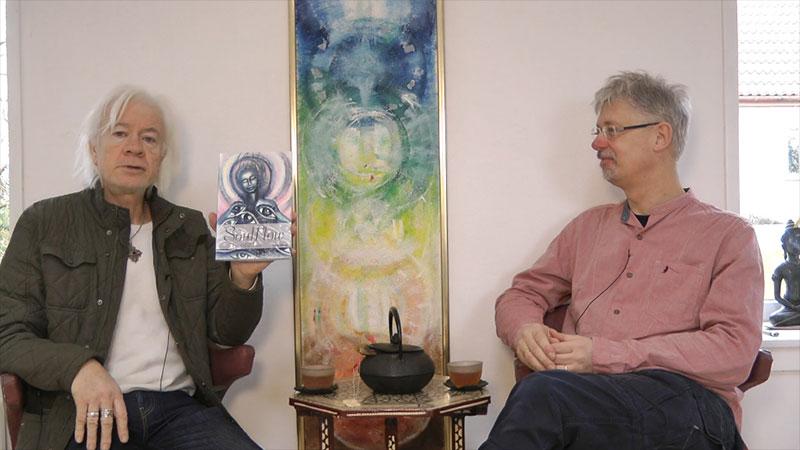 Lars Muhl i samtale med Søren Hauge om bl.a. hans bog 'SoulFlow'