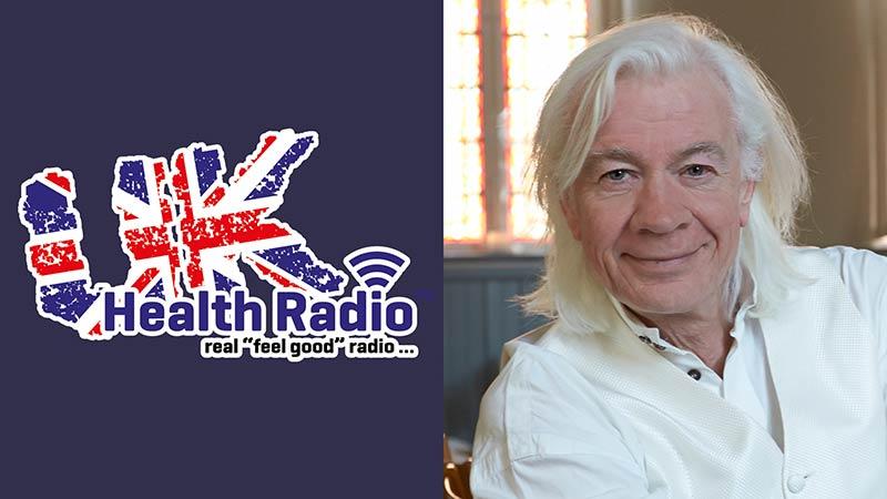 Lars Muhl on Mary Magdalene on UK Health Radio