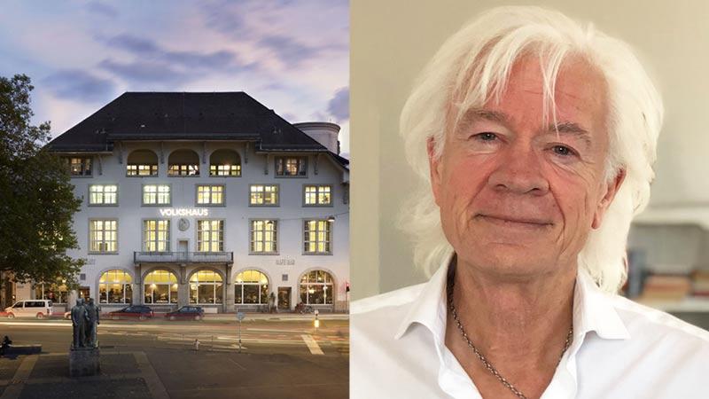Talk og workshop i Zürich, Schweiz, 21.-23. August 2020