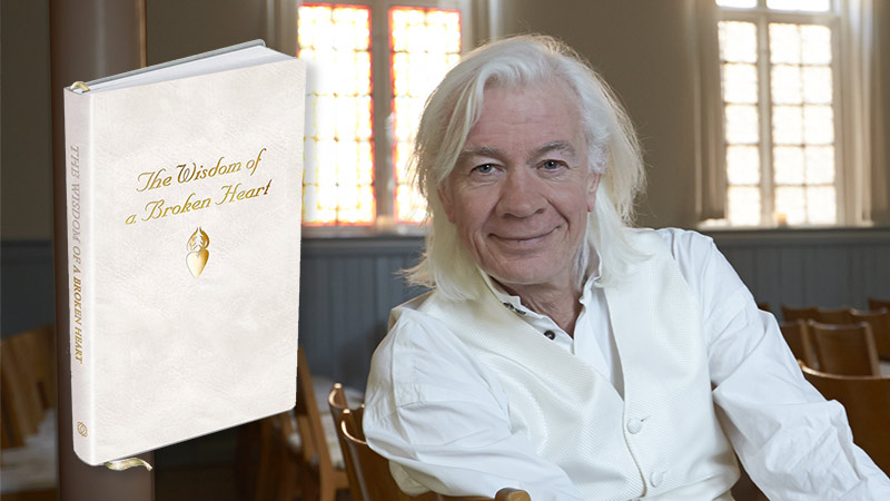 The Wisdom of a Broken Heart – new book by Lars Muhl