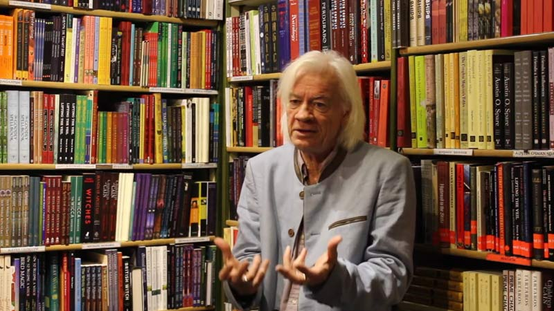 Lars Muhl on The Seer at Watkins Bookshop