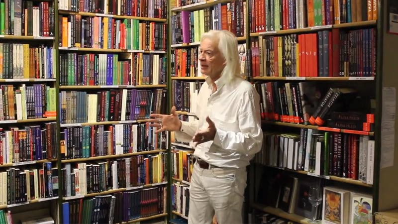 Lars Muhl on Mary Magdalene at Watkins Bookshop