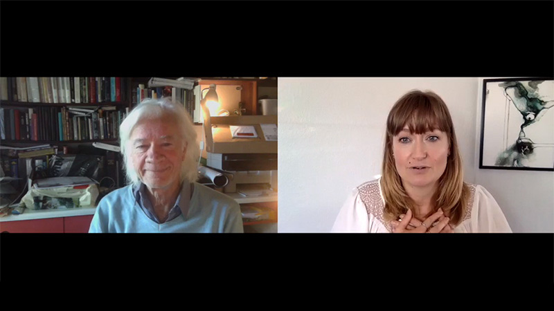Lars Muhl in conversation with Mariaestela from The Magdalene Voices