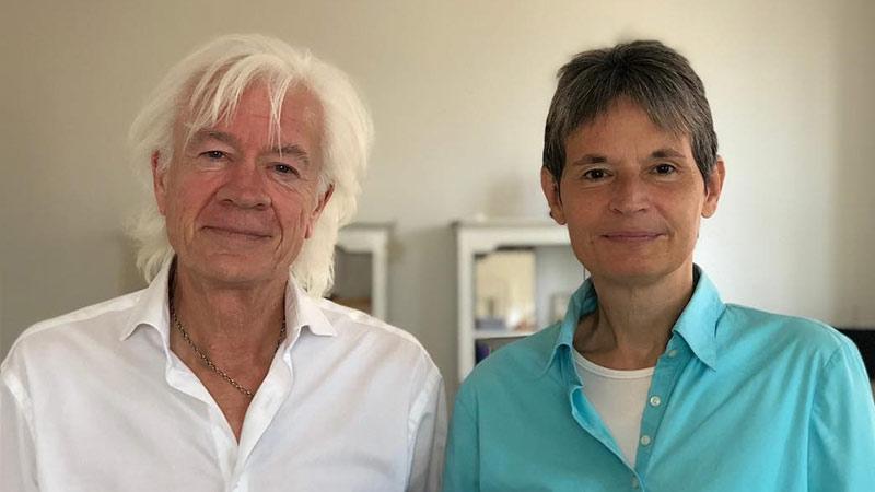 Lars Muhl om 'Lyset i et menneskes hjerte' hos Jette Harthimmer