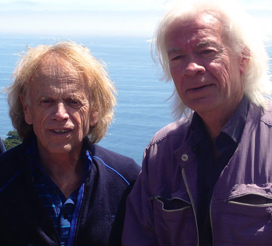 Lars Muhl, Beach Boys and the spiritual connection