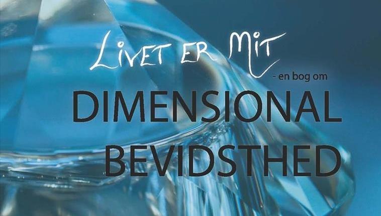 Livet er mit – en bog om dimensional bevidsthed af Ann-Jeanett Foldager Bøndergaard