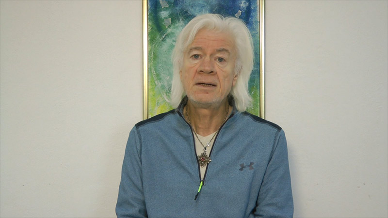 Lars Muhl on his work with spiritual science