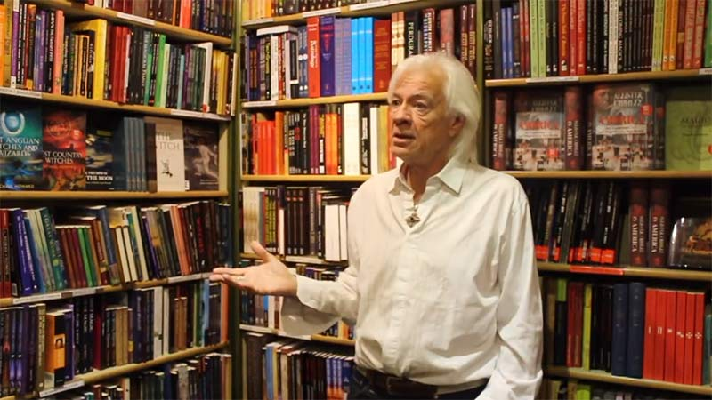 Lars Muhl on 'The Gate of Light' at Watkins Bookshop