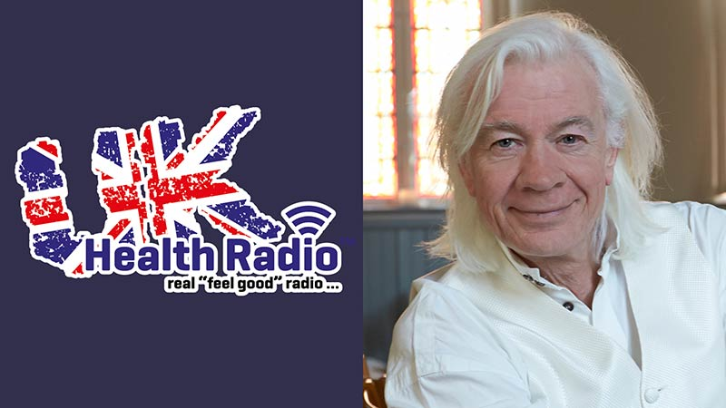 Lars Muhl on Mary Magdalene on UK Health Radio
