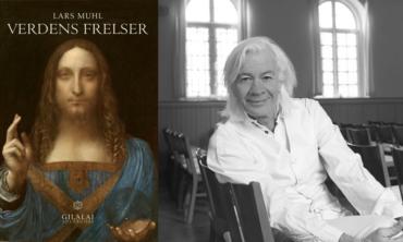 Verdens Frelser – book reception in Aarhus and Cph, DK, 11/12 June 2019