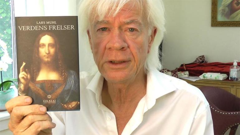 Verdens Frelser – ny bog af Lars Muhl