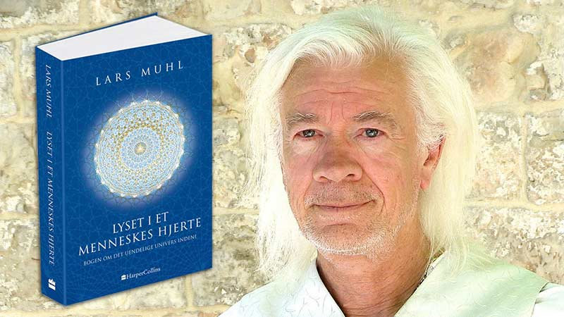 Lyset i et menneskes hjerte – new book in Danish by Lars Muhl is out today