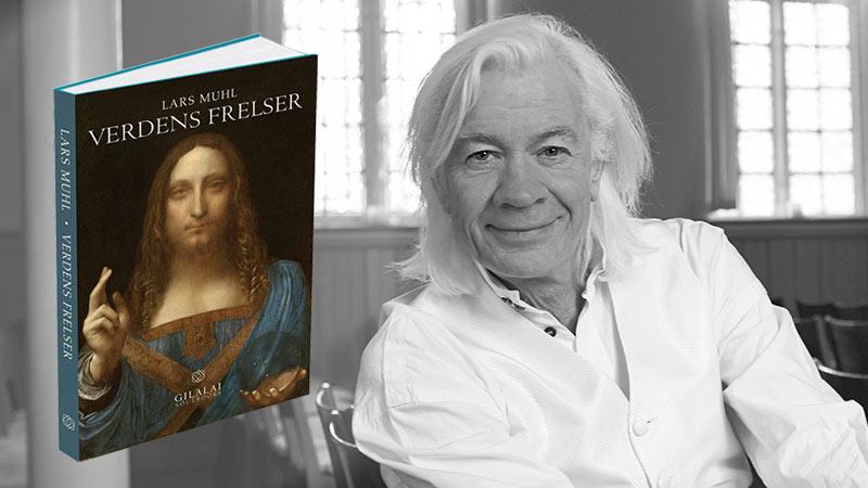 Verdens Frelser – book receptions in Denmark 11/12 June 2019