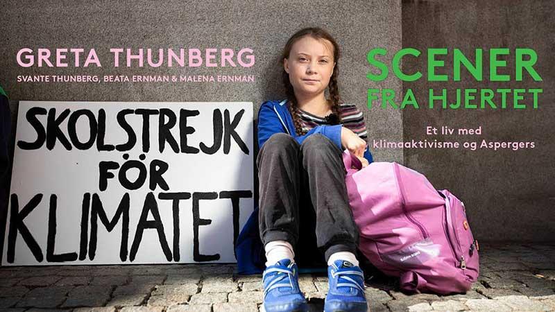Anmeldelse af Greta Thunbergs bog og lidt om Kirsten Birgit og Hella Joof