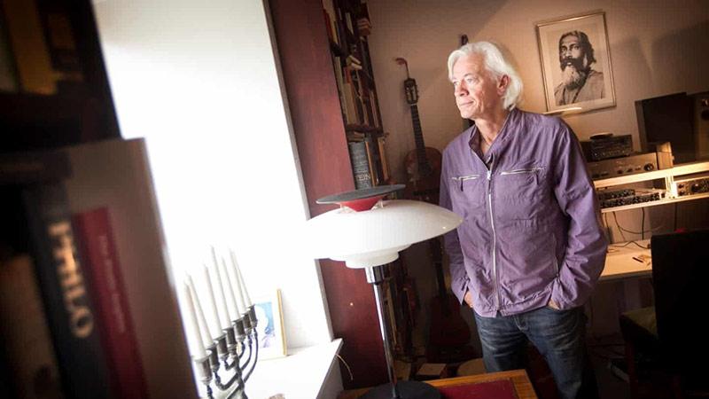 Musiker, mystiker og forfatter: Lars Muhl fylder 70 og udsender bog-trilogi