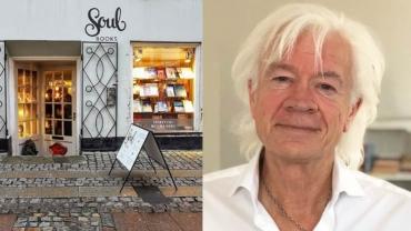Udskudt – Bogsignering hos Soul Books i København, DK, 8. december 2020