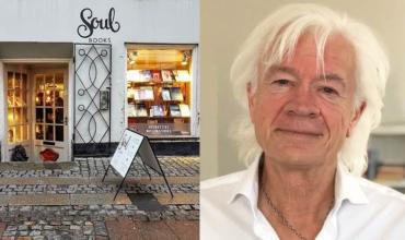 Meet Lars Muhl at Soul Books in Copenhagen, Denmark