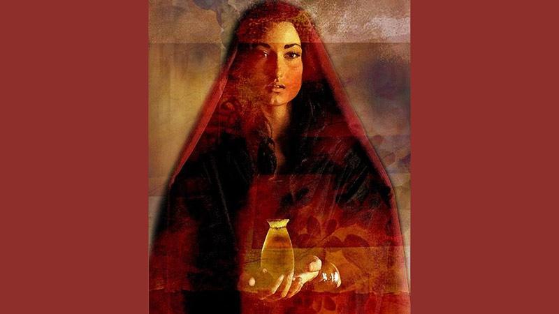Mariam the Magdalene and Yeshua the Nazarene