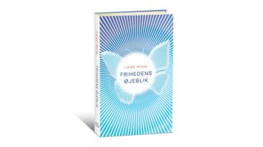 Frihedens øjeblik – ny bog af Lars Muhl er udkommet fra Gilalai