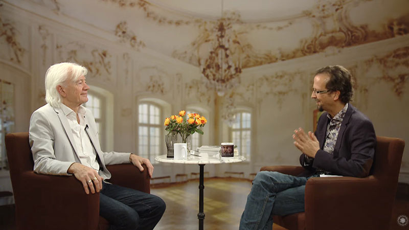 Interviews with Lars Muhl by Thomas Schmelzer from MYSTICA TV