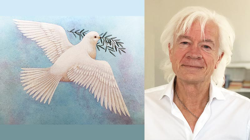 White Dove Workshops in Aarhus and Charlottenlund, DK, in August 2021