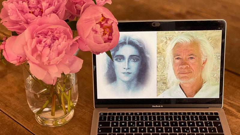 Online webinar på engelsk/tysk – The Divine Feminine, 30. juli 2021